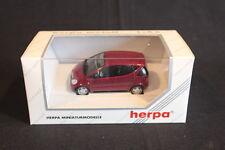 Herpa Mercedes-Benz A-Class 1:43 Maroon (JS)