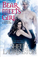 Bear Meets Girl (The Pride Series)-ExLibrary