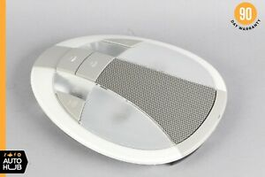 03-06 Mercedes W211 E320 CLS500 Rear Overhead Dome Light Gray 2118202001 OEM