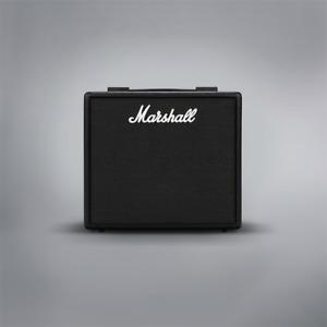 "Marshall Code 25 - 25W Modeling 1x10"" Digital Combo Guitar Amp (B-STOCK)"