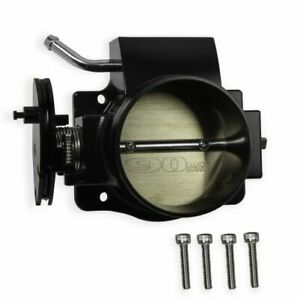 Holley 860010 90MM Sniper EFI Throttle Body For 2011+ Ford Coyote 5.0L NEW