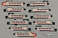 Kato 10-1284 Odakyu Railway Romace Car Type 3100 NSE  11 Cars Set (N scale)