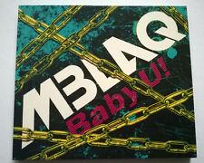 MBLAQ Baby U! Type A Japan Press CD+DVD K-POP - NO Photocard
