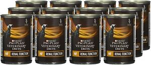 PRO PLAN VETERINARY DIETS Dog Food Renal Function 400g (12 pcs)