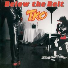 TKO - Below The Belt [New CD] Bonus Track, Rmst, Special Edition, UK - Import