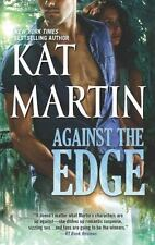 Against the Edge, by Kat Martin