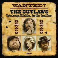WAYLON,WILLIE NELSON,JESSI COLTER,TOM JENNINGS-WANTED! THE OUTLAWS VINYL LP NEU