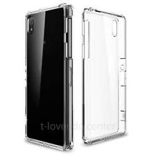 Housse Coque Etui Gel TPU Transparent pour Sony Xperia Z1 L39H