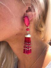 💖🌟NWT Kendra Scott Dove Earrings in Red MOP🌟💖