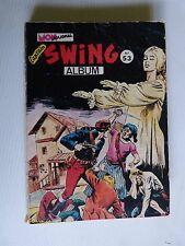 reliure cap ' tain SWING n° 53 ( 189 190 191 ) de 1982