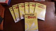 Learning from the Best, Volume Two 2, Gene Frost, Greatness in Christian School