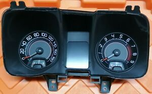 2010-2011 CHEVROLET CAMARO SS USED INSTRUMENT CLUSTER FOR SALE (MPH)