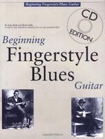 Beginning Fingerstyle Blues Guitar by Mark Galbo and Arnie Berle