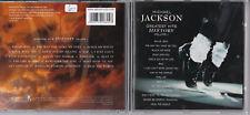 Michael Jackson -Greatest Hits - HIStory Volume I- CD Epic