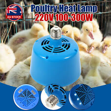 Poultry Heat Lamp Bulb Warming Light For Brooder Piglets Chicken Pet 220V A