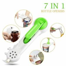 home kitchen 7 in 1 Multi-function Kitchen Tool Bottle Can Jar Easy Opener