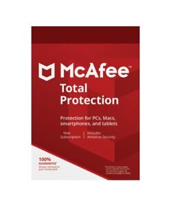 McAfee Total Protection - 10 Device / 1-Year - Global - CD