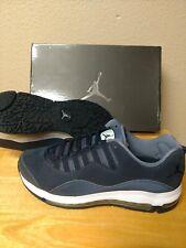 Nike Jordan Cmft Air Max 10 442087 403obsidian-BL DSK-WHITE mens shoe size 11.5