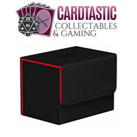 Ultimate Guard Sidewinder 80+ Xenoskin 2020 Black/Red Exclusive