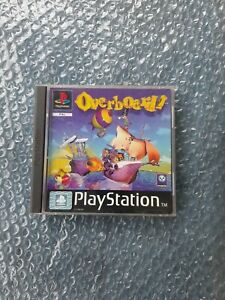 Playstation 1 - OVERBOARD! - PAL Black Label Sony PS1 Complete