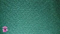 Home Decor Heavy Upholstery Dark Turquoise Fabric by the Yard