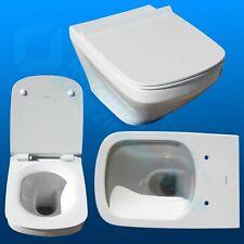 Duravit Durastyle Tiefspül WC rimless spülrandlos + Sitz Absenkautomatik