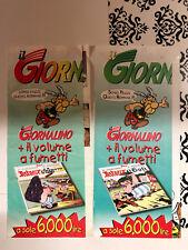 Asterix depliant Il Giornalino