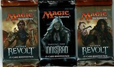 MAGIC THE GATHERING  AETHER REVOLT & SHADOWS OVER INNISTRAD  6 PACK LOT  MTG