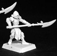 1 x TEMPLAR IRONSPINE CRUSADER - WARLORDS REAPER miniature d&d jdr 14407 defense