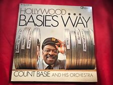 G-8 COUNT BASIE Hollywood... Basie's Way ............ RS 912-SD
