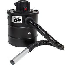 Aspirador de cenizas 20 L para chimenea barbacoa con motor de 1200 W