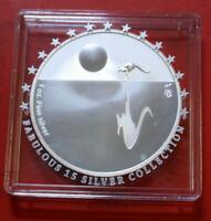 "Australien 1 Unze ""Kangaroo"" 2010 1 Dollar Silber #F3895 ST-BU Privy Mark F15"