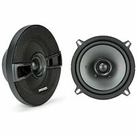 "Kicker 44KSC504 150W RMS 5.25"" KS Series 2-Way Coaxial Car Stereo Speakers"