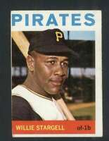 1964 Topps #342 Willie Stargell VG/VGEX Pirates 124561