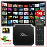 NEW X96MINI Android 9.0 Pie S905W 4K Quad Core Smart TV BOX HDR10 3D Movies WIFI