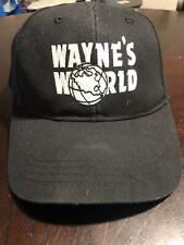 Wayne's World Adjustible Snapback hat