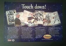 1994 Roger Staubach Football Dallas Cowboys Sports Memorabilia Photo Promo AD