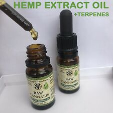 Organic Cannabis Oil Hemp Oil Extract Pain Stress Relief Psoriasis Skin Care