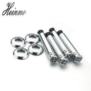 Interior Dash Door Lock Knob Pins For MINI Cooper R52 R53 R56 R60 F54 F56 F60