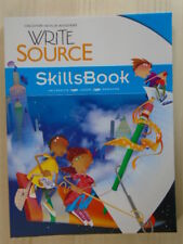 Write Source: SkillsBook Student Edition Grade 5 by GREAT SOURCE