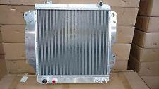 1682AA All Aluminium Fits Jeep Wrangler Radiator 1991 -1995 2.5 L4 4.0 L6