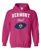Vermont Girl  Unisex Hoodie Hooded Sweatshirt