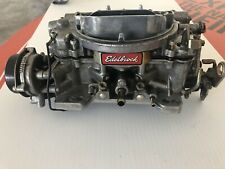 Edelbrock 1411 Performer Series 750 CFM Electric Choke Carburetor