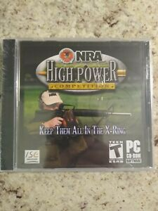 NRA highpower Competition Pc Cd-rom