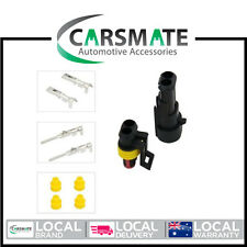 2 Way Waterproof Automotive/Marine Electrical Wire Connector Kit
