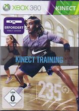 Nike + Training Kinect Sports Xbox 360 fitness activ entrenador