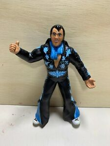 Custom WWF LJN Honky Tonk Man hand painted wrestling figure
