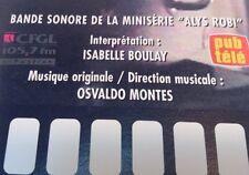 ALYS ROBI Tape Cassette BANDE SONORE DE LA MINISERIE 1995 Rsb Canada PGC-4-979