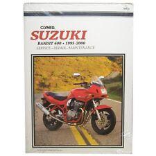 Clymer Suzuki Bandit 600 1995-2000 Service Manual