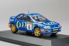 Subaru Impreza #4 McRae/Ringer Winner RAC Rally 1995 ALTAYA-IXO 1:43